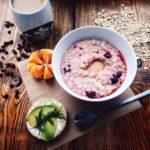 Правильное питание, правильное питание по утрам, завтрак ПП, меню ПП