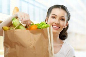 Правильное питание, основы правильного питания, меню ПП, похудение при правильном питании, ПП