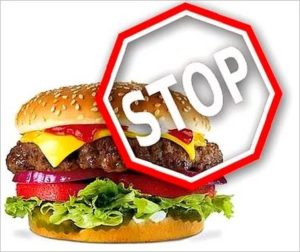 Диетология, правильное питание, меню для похудения, отказ от фаст фуда