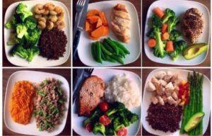 Правильное питание, ужин ПП, меню на неделю ПП