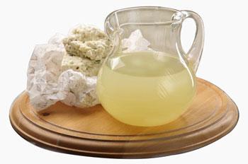 Польза молочной сыворотки и ее вред